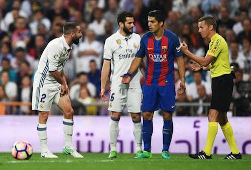 """كارفاخال: برشلونة لم يحسم الليغا وريال مدريد """"مظلوم"""""""