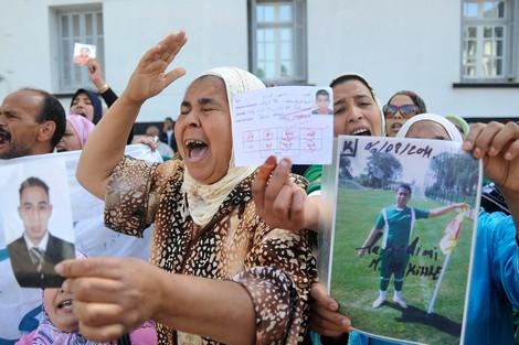 """المحكمة تؤجل ملف المتهمين الراشدين في أحداث """"الخميس الأسود"""""""