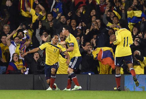 كولومبيا تفوز على الولايات المتحدة في افتتاح مئوية كوبا أمريكا