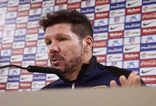 سيميوني يُحدِّد هدف أتلتيكو مدريد هذا الموسم