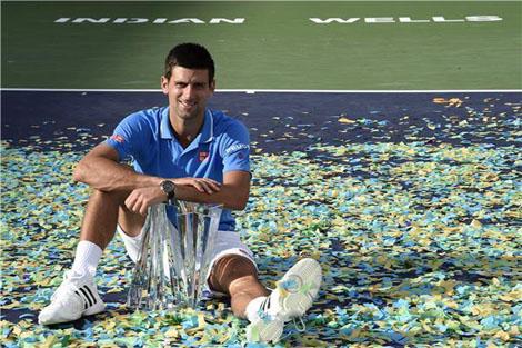 ديوكوفيتش: يجب تغيير مكان البطولة الختامية