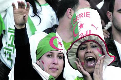 الدوري الجزائري وبيع المباريات