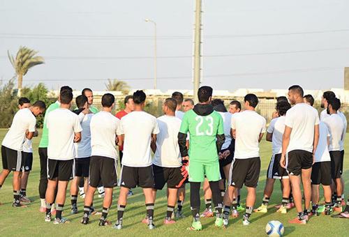 مدرب مصر يضم 11 لاعبا محليا استعدادا للمونديال