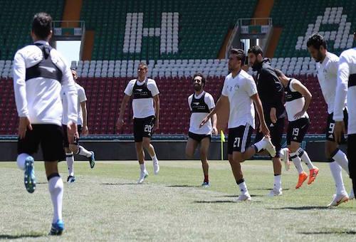 مصر تطمح لتحقيق انتصارها الأول في تاريخ المونديال