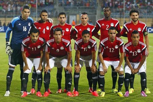 مصر تواجه تونس استعدادًا لكأس إفريقيا 2017