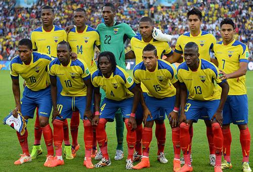 الإكوادور تتلقى صدمة جديدة قبل مواجهة كولومبيا