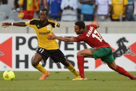 """المغرب يهزم أوغندا ويتأهل للقاء نيجيريا في ربع نهائي """"الشان"""""""
