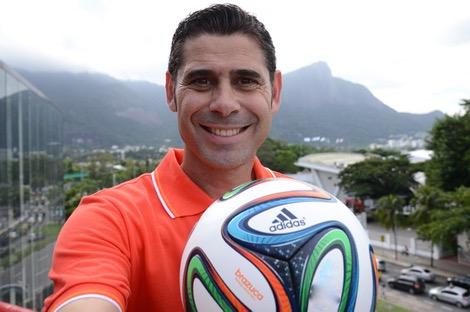إييرو يوقع عقدا مع إسرائيل لتطوير كرة القدم وفق المناهج الاسبانية