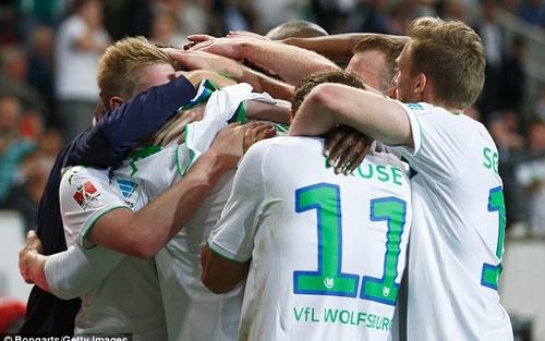 فولفسبورغ يواجه بايرن في كأس المانيا