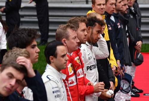 ريتشياردو وبيريز يتعرضان للتوبيخ في فورمولا 1