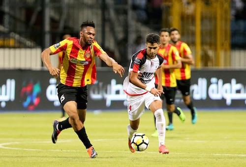 الفتح الرباطي يسقط ٲمام الترجي التونسي ويغادر البطولة العربية من نصف النهاية