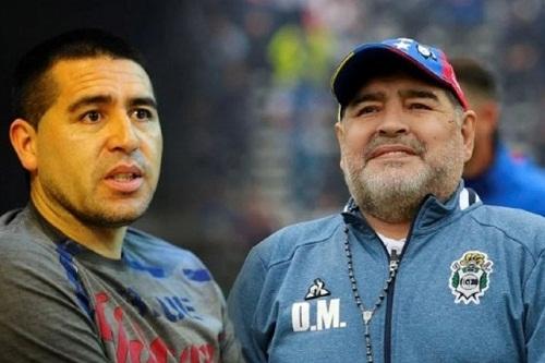 ريكيلمي يخرج منتصرا على مارادونا في انتخابات البوكا