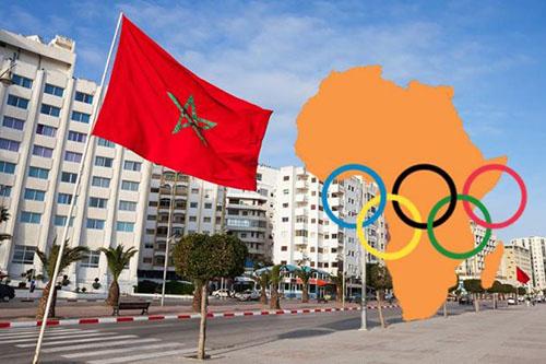 دورة الألعاب الإفريقية تفتتح غدا في المغرب بمشاركة 54 دولة