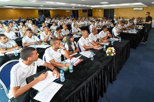 المديرية تنظم التدريب السنوي لـ120 حكما