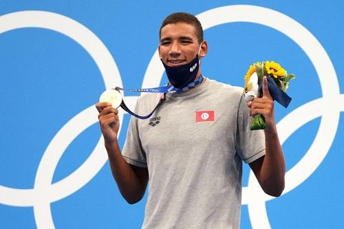 الحفناوي لهسبورت: شرفت تونس بعد التتويج بالذهب الأولمبي وفرحتي لا تُوصف