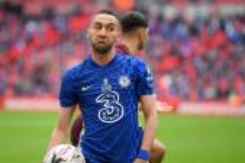 الصحافة البريطانية: زياش لم يُقدم الكثير في نهائي كأس الاتحاد الإنجليزي أمام ليستر