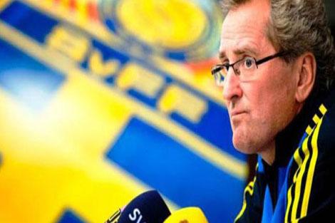 مدرب السويد: كنت أريد الوقوع مع النمسا