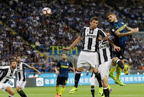 إنتر ميلان يفلت بنقطة ثمينة من ملعب يوفنتوس ويحتفظ بصدارة الدوري الإيطالي