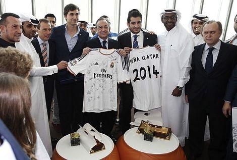 ريال مدريد يحصل على 4 مليون أورو للعب ضد الميلان في دبي