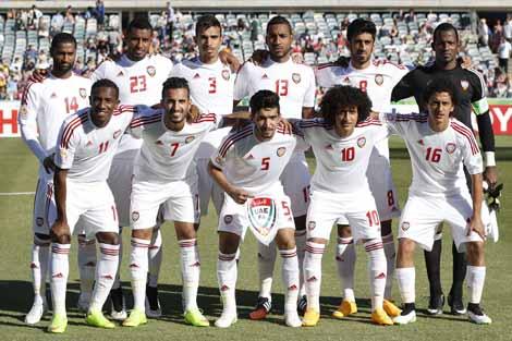 فوز الإمارات على اليابان في التصفيات