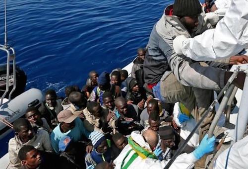 مهاجرون يحاولون خداع أمن طنجة أثناء مباراة المغرب وإيران