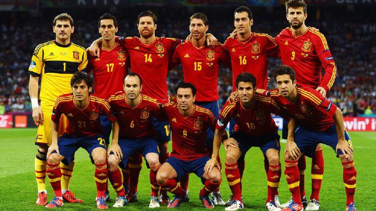 الاتحاد الألماني يرشح إسبانيا للقب المونديال