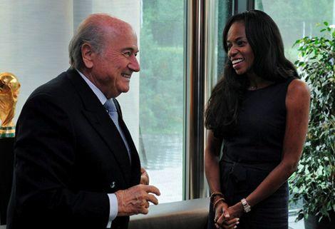 """رئيسة اتحاد كرة القدم بسيراليون تؤيد تأجيل الـ CAN بسبب """"الايبولا"""""""