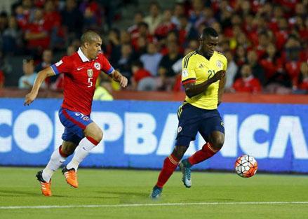 كولومبيا تؤكد غياب مارتينيز أمام الأرجنتين