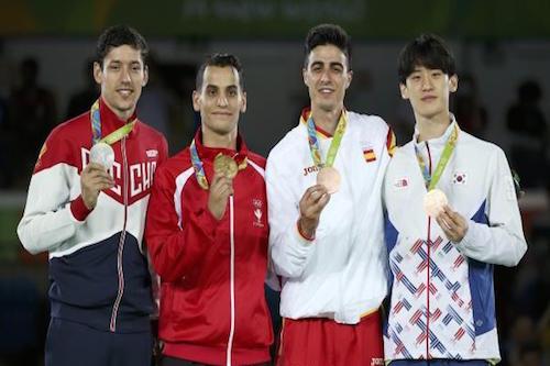 أول ميدالية ذهبية في تاريخ الأردن