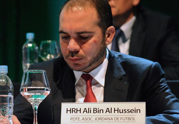 الأمير علي يطالب بنشر تقرير غارسيا