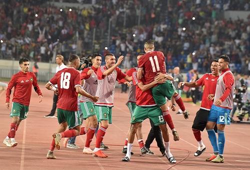 لاعبو المنتخب المغربي: جزر القمر فاجأنا.. والنتيجة أهم من الأداء!