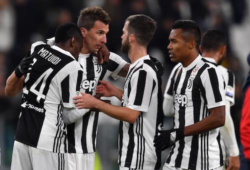 في مباراة مثيرة.. يوفنتوس يقترب من لقب الدوري الإيطالي بفوز قاتل على إنتر ميلان