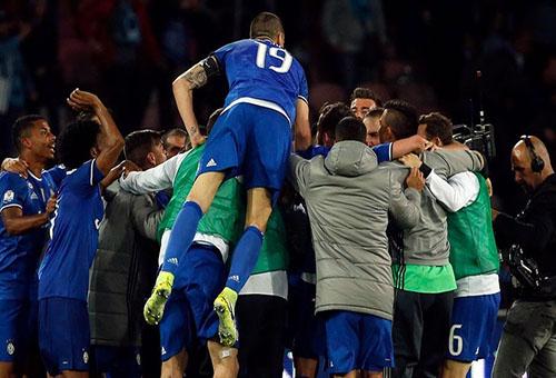 """يوفنتوس يواجه كييفو في """"بروفة"""" أخيرة قبل برشلونة"""