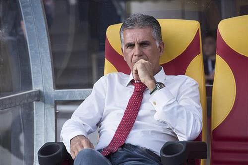 كيروش يستقيل من تدريب المنتخب الإيراني