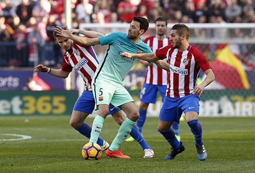 أتلتيكو مدريد يقطع الطريق على عمالقة أوروبا ويجدد عقد كوكي