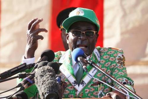 رئيس زيمبابوي يعتقل بعثة بلاده للأولمبياد