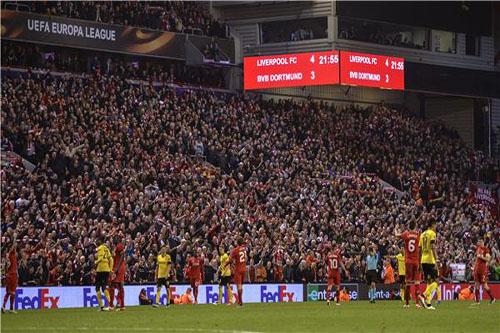 ليفربول يُعاقب بغرامة ثانية في أقل من أسبوع