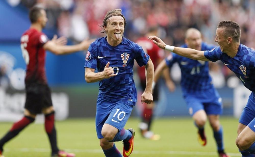 هزيمة تركيا أمام كرواتيا