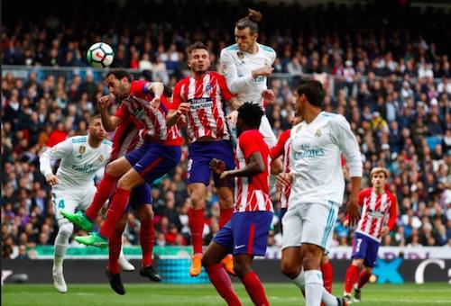 ريال مدريد يفرط في الفوز ويكتفي بالتعادل مع أتلتيكو في الدوري الإسباني