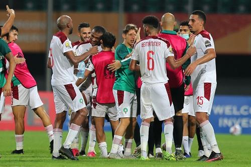 """كأس العرب.. """"الأسود"""" يصطدمون بالسعودية في المجموعة الثالثة"""