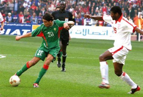 حديود يعيد شريط ذكريات كَان 2004 ويروي حماس المنتخب في البطولة