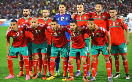 المُنتخب المغربي يَرتقي إلى المركز 64 عالميا