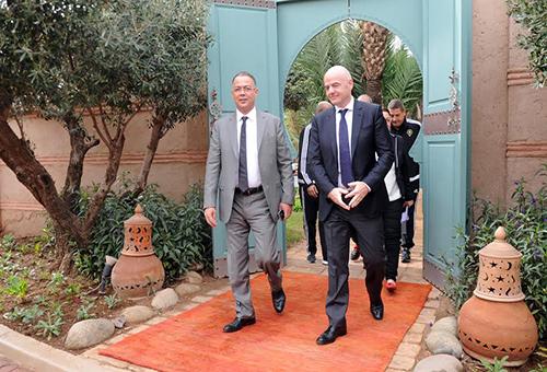 """صحف الثلاثاء: عوبادي وبامو يغيبان عن المنتخب.. و""""الفيفا"""" يقف على استعدادات المغرب لتنظيم المونديال"""