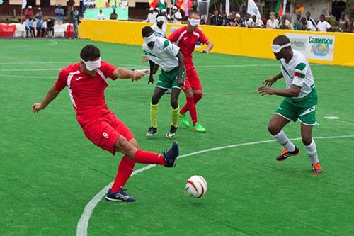 برنامج مشاركات المغرب لليوم في الألعاب البارالمبية