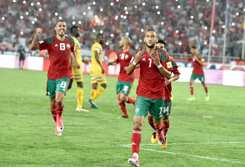 """""""الكاف"""" تعين حكما ملغاشيا لمباراة المغرب ومالي"""