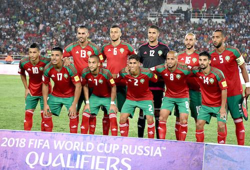 المغرب يتقدم مرتبة واحدة في تصنيف الفيفا