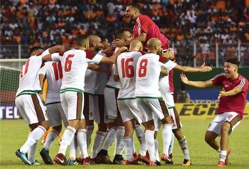 الحس الوطني لعب دورًا في تأهل المغرب للمونديال