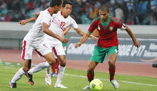 أولمبيو بنعبيشة يودعون معسكر تونس بهزيمة ثقيلة