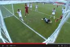 هدف روسيا الثاني في مرمى المغرب