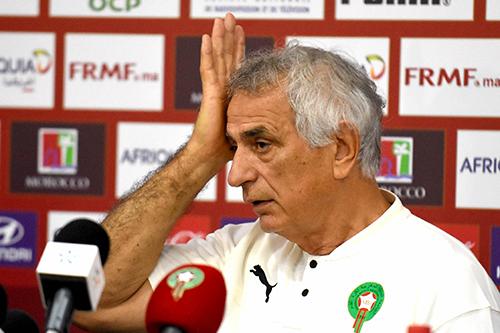 خاليلوزتش يعلن عن لائحة أولية من 49 لاعباً لمواجهة إفريقيا الوسطى